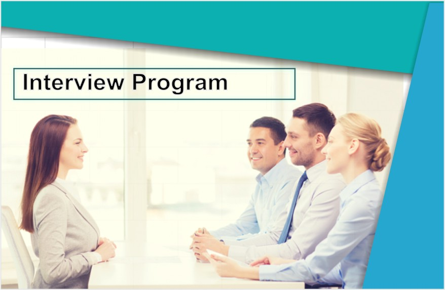 IAS and RAS Interview Program